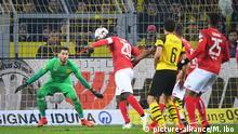 Fußball - Bundesliga - Borussia Dortmund vs 1. FSV Mainz 05