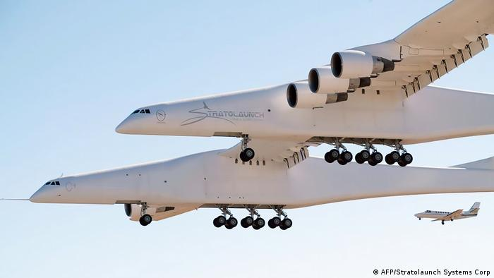 Stratolaunch (AFP/Stratolaunch Systems Corp)