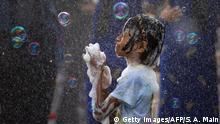 BdTD - Myanmar Thingyan Festival (Getty Images/AFP/S. A. Main)