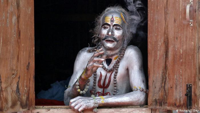 BdTD - Indien Agartala Hindu Fest Gajan