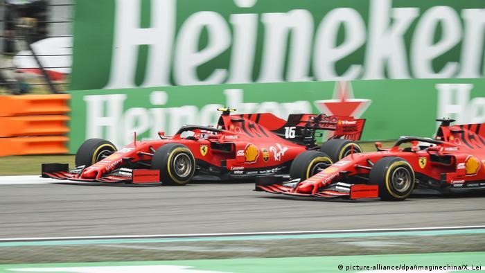 Motorsport Formel 1 - Großer Preis von China