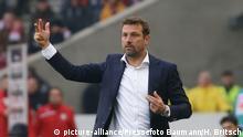 Fußball Bundesliga VfB Stuttgart vs. Bayer 04 Leverkusen - Markus Weinzierl