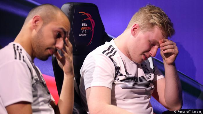 Esports - The FIFA eNations Cup Bittner und Harkous