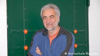 Хельмут Вагнер, декан факультета Studium Generale Мюнхенской высшей школы прикладных наук
