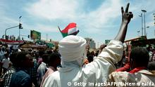Sudan Proteste in Khartum (Getty Images/AFP/M. Hemmeaida)