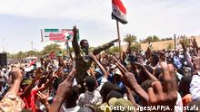 Sudan Proteste in Khartum