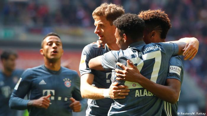 Bundesliga - Fortuna Düsseldorf v FC Bayern München