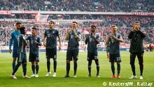 Fußball Bundesliga Fortuna Düsseldorf - FC Bayern München