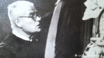 Ο καθηγητής Χέρμαν Στίβε