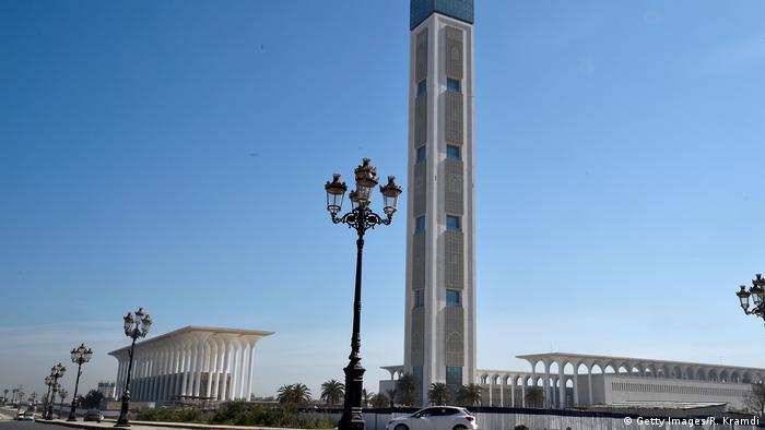 The Great Mosque of Algiers (Getty Images/R. Kramdi)