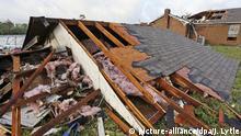 USA: Unwetter im Bundesstaat Mississippi