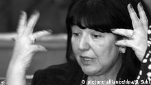Serbien Belgrad Parlament 2000 | Mira Markovic, Ehefrau von Slobodan Milošević
