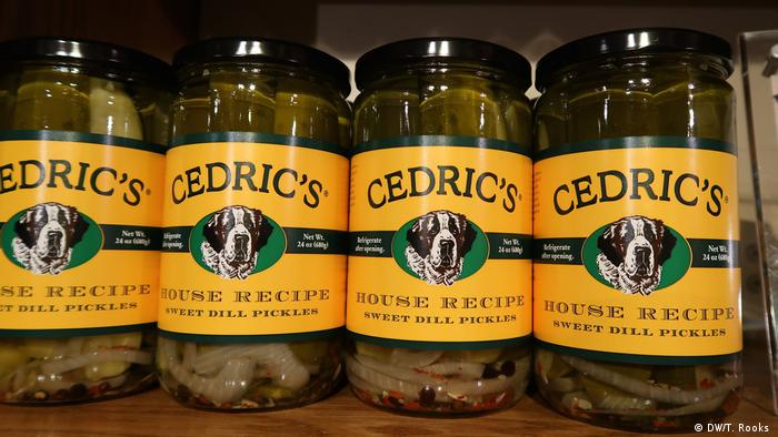 Besides a winery, the Biltmore company now has numerous gift shops and even sells its own brand of pickles named after George Vanderbilt's favorite dog, Cedric.