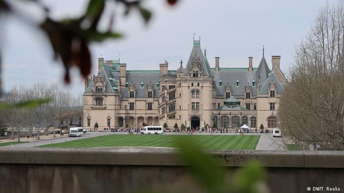 The Biltmore Estate in Asheville, North Carolina. Photo by Timothy A. Rooks