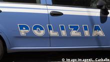 Sizilien Polizeiauto