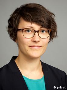 Lisa Großmann, Koordinatorin Netzwerk Steuergerechtigkeit, Berlin