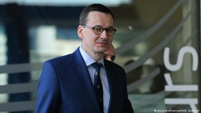 Премьер Польши высказался против вывода войск США из Германии