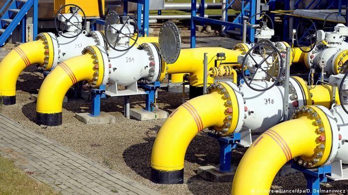 Трубопровод польской компании Gaz-System