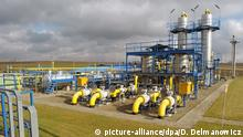 Polen Gaz-System Pipeline