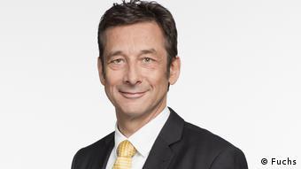 Member of the German Bundestag Christoph Hoffmann (Fuchs)