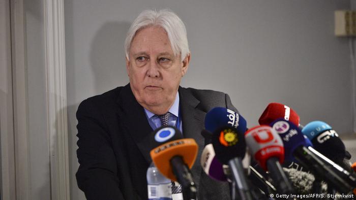 Martin Griffiths UN Sonderbeauftragter Jemen