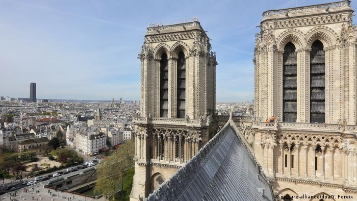 Kathedrale Notre-Dame in Paris (picture-alliance/dpa/Y. Foreix )