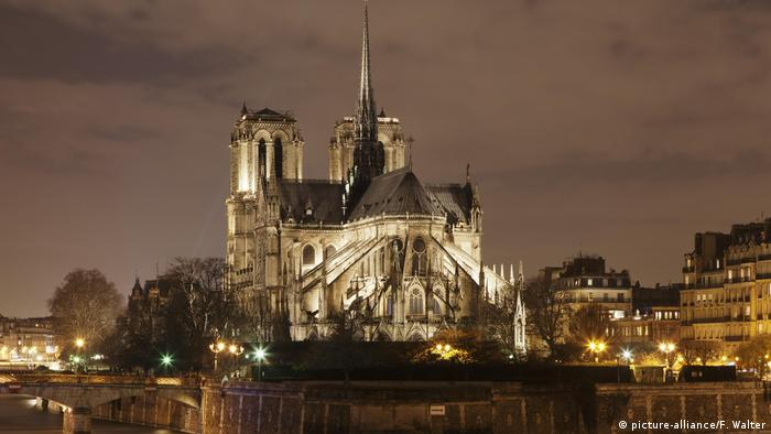 Kathedrale Notre-Dame in Paris (picture-alliance/F. Walter)