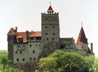 A Habsburg descendent got Bran castle back this year