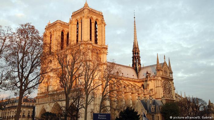 Kathedrale Notre-Dame in Paris (picture-alliance/S. Gabriel)