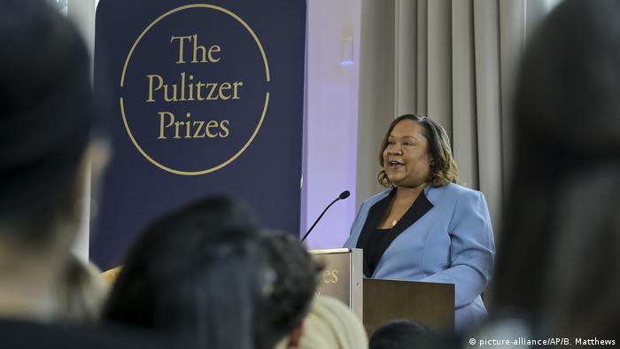Pulitzer Preis - Dana Canedy (picture-alliance/AP/B. Matthews)