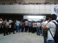 مراسم روز  دانشجو در دانشگاه آزاد، ۱۶ آذر ۱۳۸۸