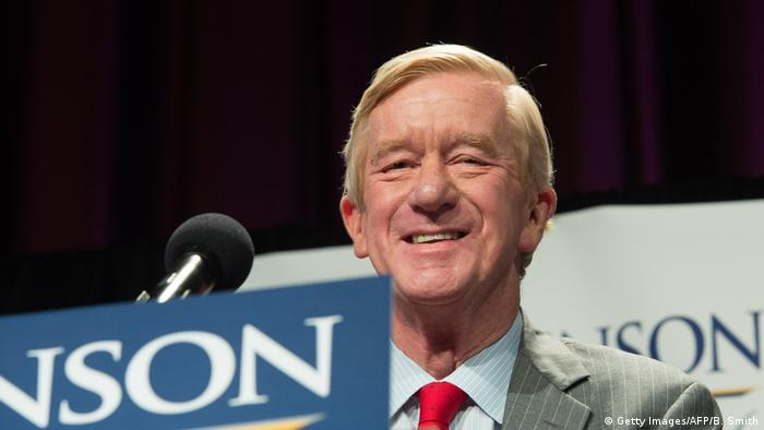 USA: Bill Weld (Getty Images/AFP/B. Smith)