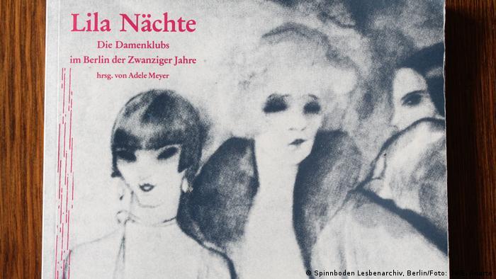 Bood cover Lila Nächte (DW/E. Anarte)