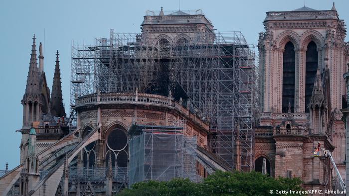 Katedrala Notre Dame nakon požara