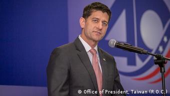Taiwan Besuch Paul Ryan, USA | (Office of President, Taiwan (R.O.C.))