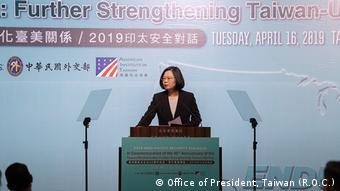 Taiwan Besuch Paul Ryan, USA | Tsai Ing-Wen, Präsident (Office of President, Taiwan (R.O.C.))