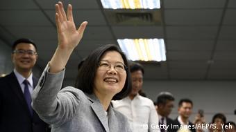 Taiwan Tsai Ing-wen, Präsidentin