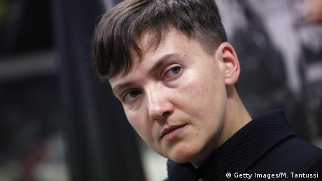 FreeSavchenko-2: як Надія Савченко вдруге з тюрми виходила