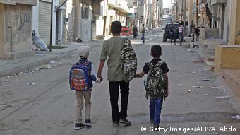 Jordanien Flüchtlingslager Baqa'a in Amman