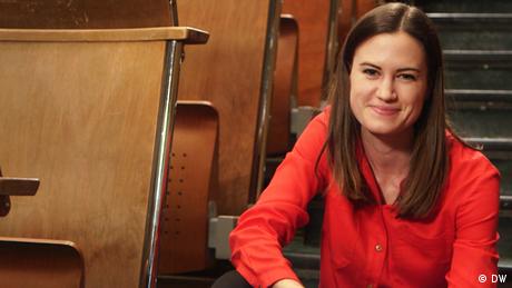 DW Meet the Germans | Rachel Stewart (DW)