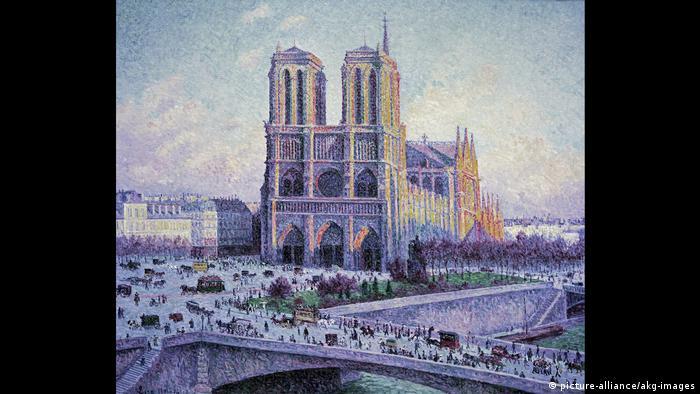 M.Luce Notre-Dame… (picture-alliance/akg-images)