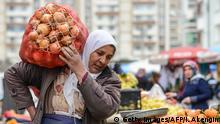 Markt Diyarbakir Türkei