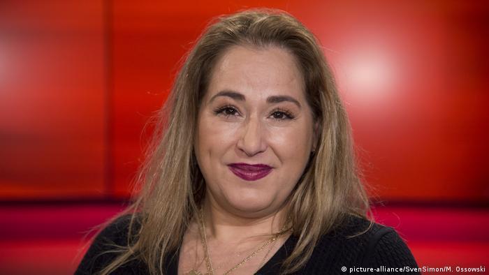 Kabarettistin Idil Baydar Jilet Ayse