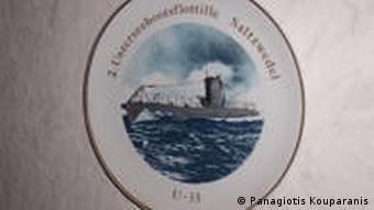 Wandteller der U-35