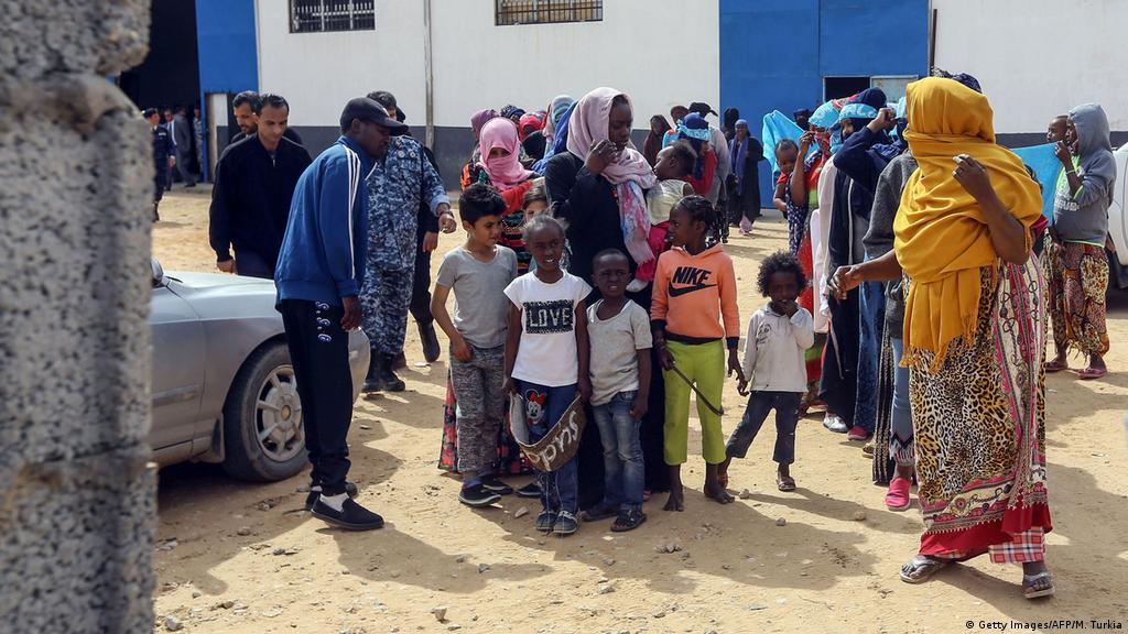 An kwashe ′yan gudun hijira daga Tripoli | Labarai | DW | 25.04.2019