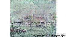 P.Signac, Paris, Ile de la Cite