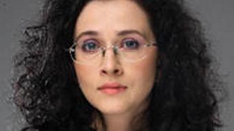 Cristina Modreanu Theaterkritikerin und Leiterin des Nationalen Theaterfestivals FNT
