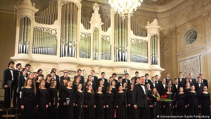 Rimski-Korssakov-Chor Sankt Petersburg