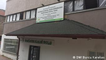 Türkei Archiv der Stadt Bolu (DW/ Burcu Karakas)