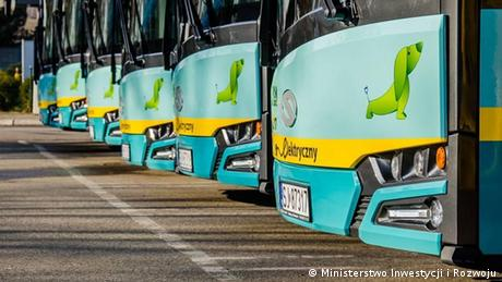 22 electric buses for Jaworzno, Poland
